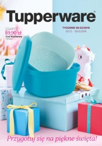 Gazetka Tupperware od 02.12.2019 do 29.12.2019