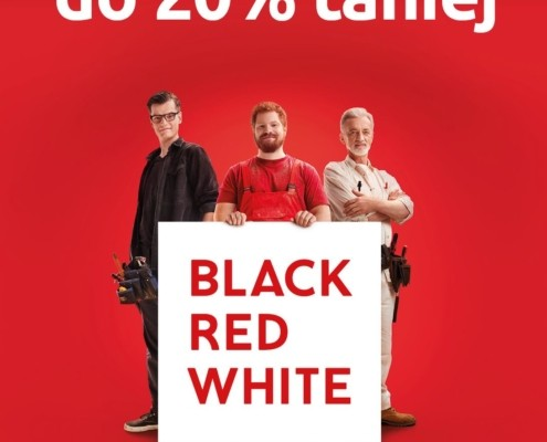 Gazetka Black Red White od 09.04.2020 do 15.04.2020