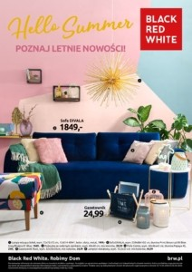 Gazetka Black Red White od 21.05.2020 do 02.06.2020