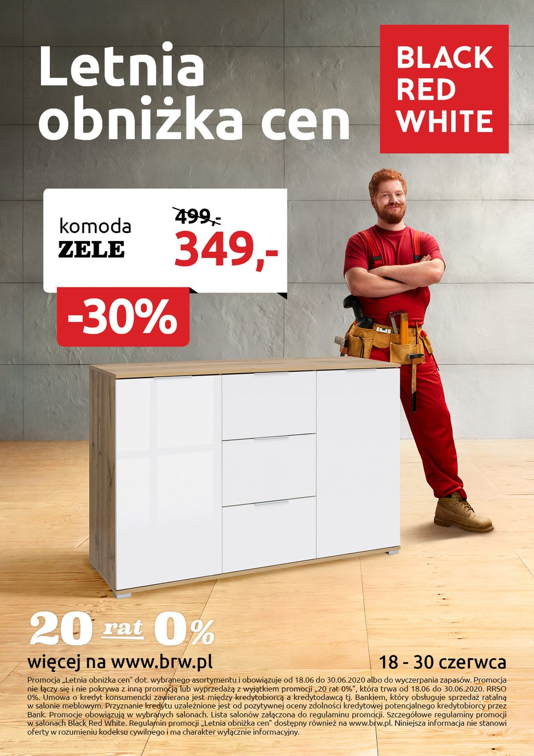 Gazetka Black Red White od 18.06.2020 do 30.06.2020