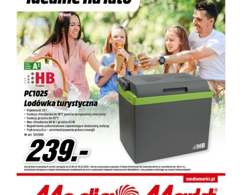 Gazetka Media Markt od 22.06.2020 do 05.07.2020