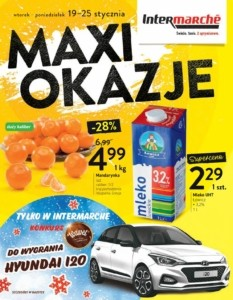 Gazetka INTERMARCHE od 19.01.2021 do 25.01.2021